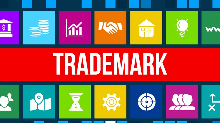 A pictorial representation showing which business can apply for trademark.
